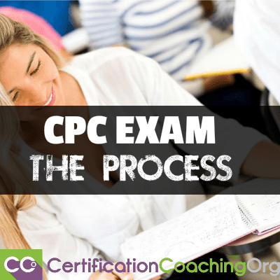 CPC Exam The Process