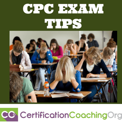CPC Exam Tips — 20 Tips for Passing the CPC Exam