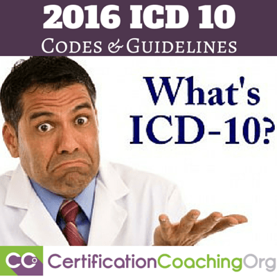 What Is ICD 10 — The 2016 ICD-10 Guidelines & GEMs