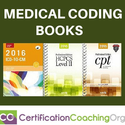 2016 Medical Coding Books