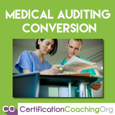 Medical Auditing Conversion