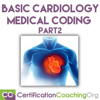 basic cardiology medical coding part2