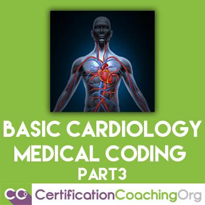 basic cardiology medical coding part3
