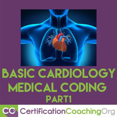 basic cardiology medical coding