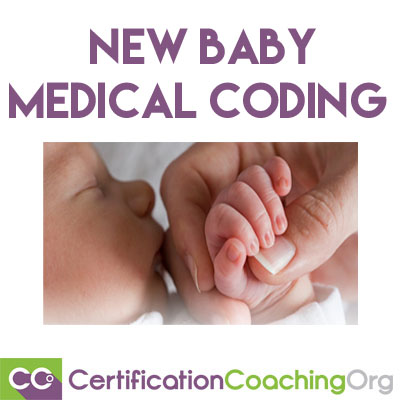 new baby medical coding