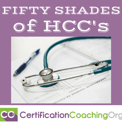 Fifty Shades of HCCs - How ICD-10 Will Change the Game
