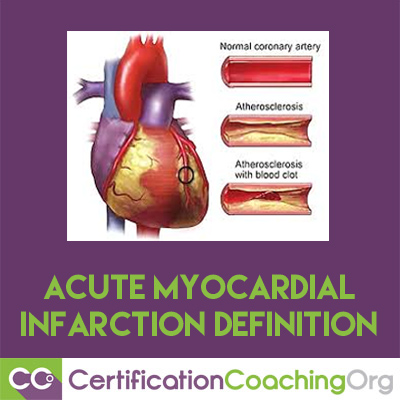 acute myocardial infarction definition