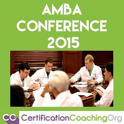 amba conference 2015