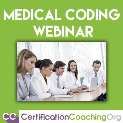 medical coding webinar