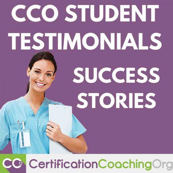 CCO Student Testimonials Rose Chronowski (Success Stories)