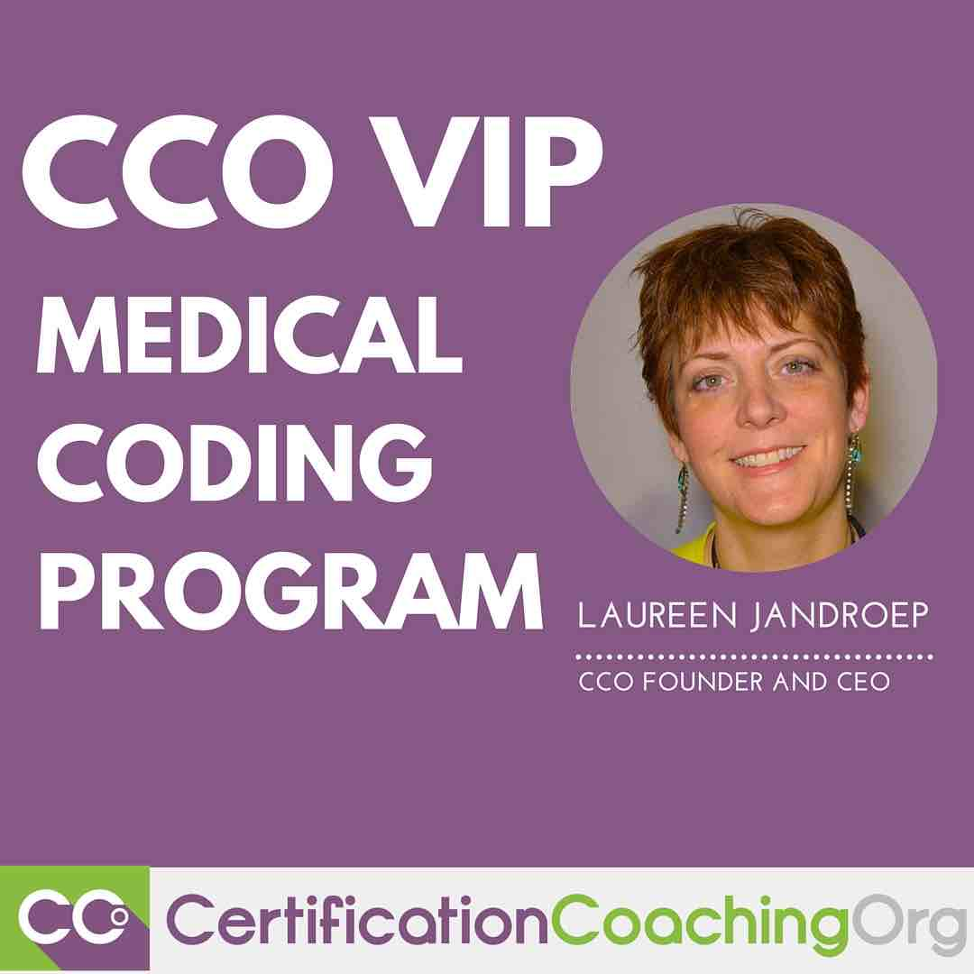 Cco vip medical coding program earn rewards for free