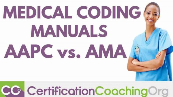Medical Coding Manuals AAPC vs. AMA