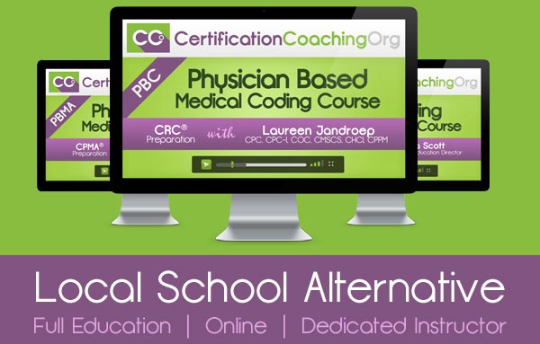 CCO Full Courses for Medical Coding, Billing, Risk Adjustment and Auditing