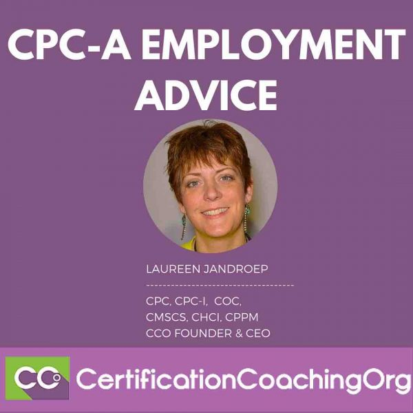 CPC-A Employment Advice - CPC-A Jobs