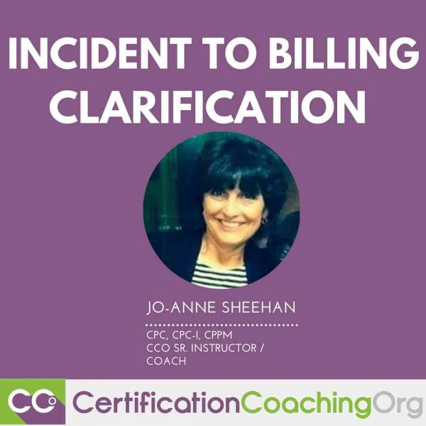 Incident to Billing Clarification | Medical Billing Guidelines