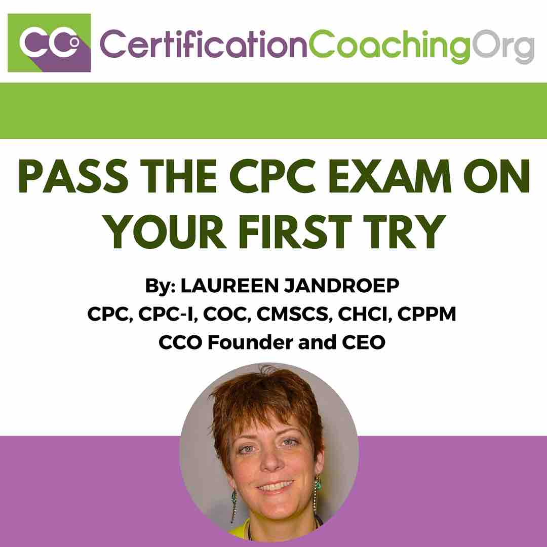 How To Pass The Cpc Exam On Your First Try