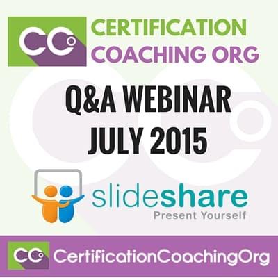 Slideshare: July 2015 Q&A Medical Coding Webinar