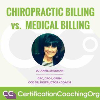 Chiropractic Billing vs. Medical Billing
