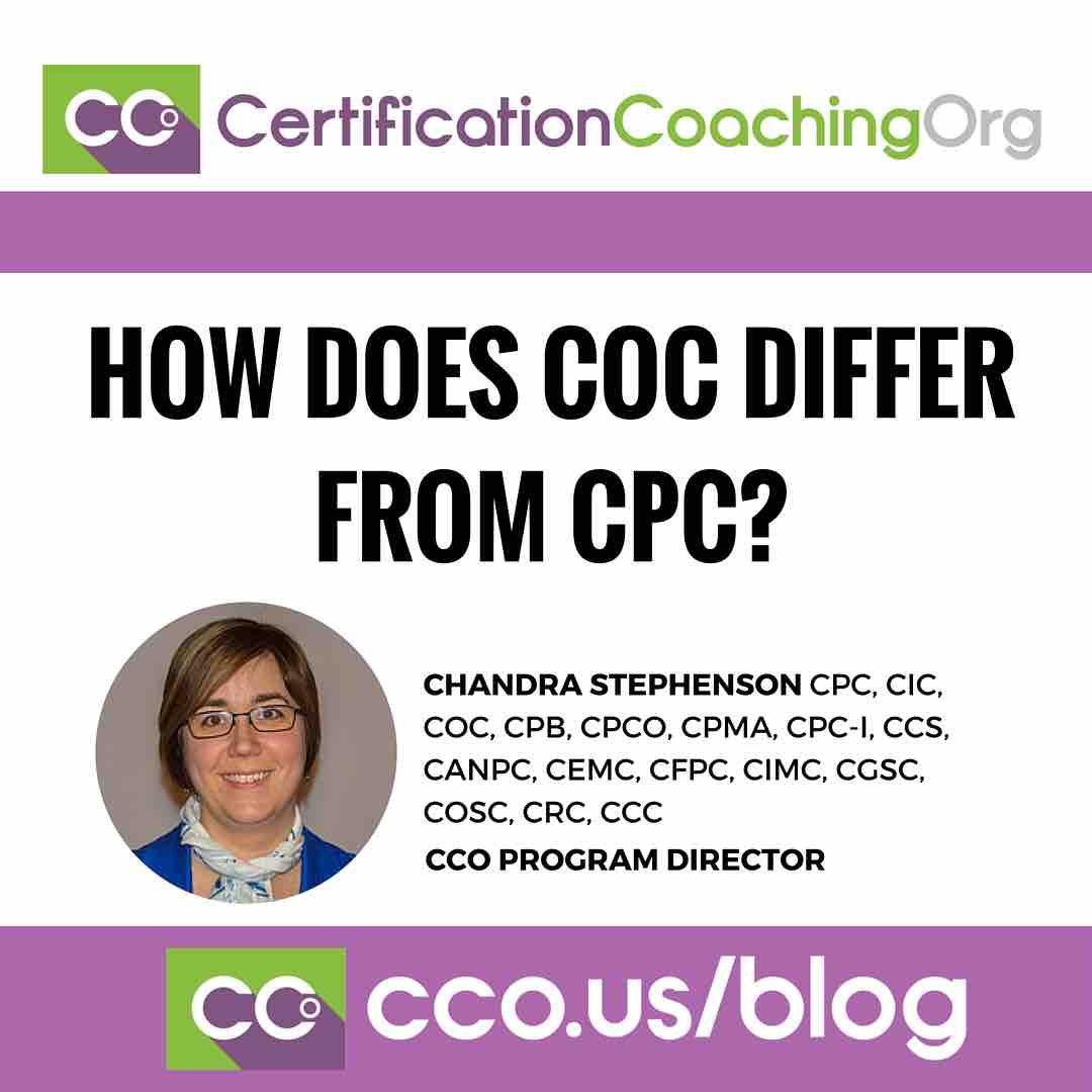 how does COC differs from CPC?