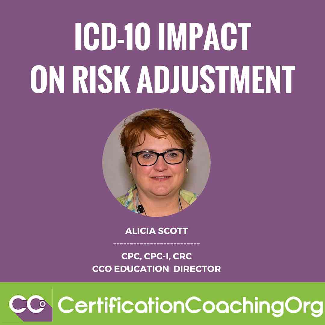 ICD 10 Impact on Risk Adjustment