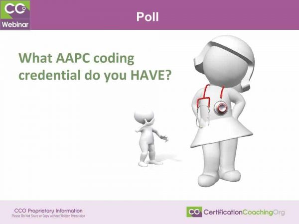 CCO June 2016 Q&A Webinar Intro | FREE Medical Coding Webinar