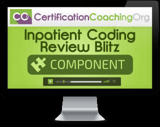 Certified Inpatient Coder (CIC™) Exam Preparation Review Blitz