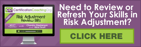 CRC Risk Adjustment Exam Preparation