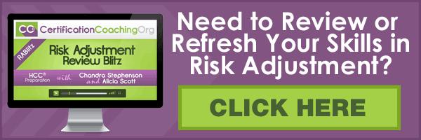 CRC Risk Adjustment Exam Preparation