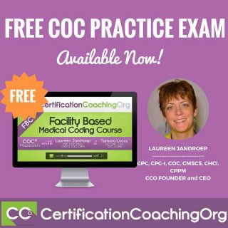 FREE COC Practice Exam from CCO — Download NOW!