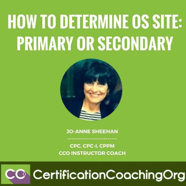 How to Determine if OS Site is Primary or Secondary
