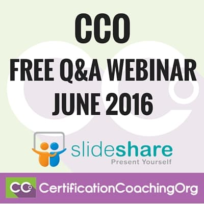 Slideshare: CCO June 2016 Free Q&A Medical Coding Webinar