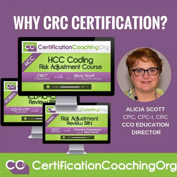 Why CRC Certification — Certified Risk Adjustment Course 2.0