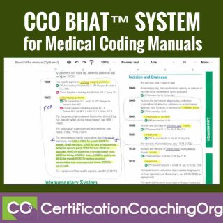 CCO BHAT System for Medical Coding Manuals-Laureen-Jandroep