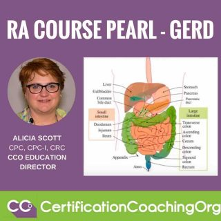 RA Course Pearl GERD | Risk Adjustment Coding Tips