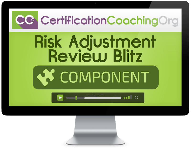 AAPC Education Provider - Risk Adjustment Review