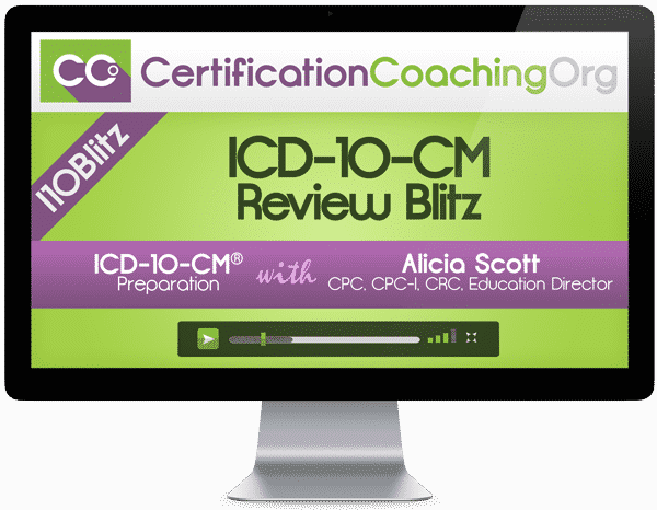 ICD-10-CM Review Blitz