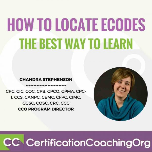 How To Locate ECodes — The Best Way to Learn Ecodes
