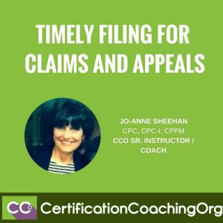 Timely Filing for Claims and Appeals   Medical Billing Tips