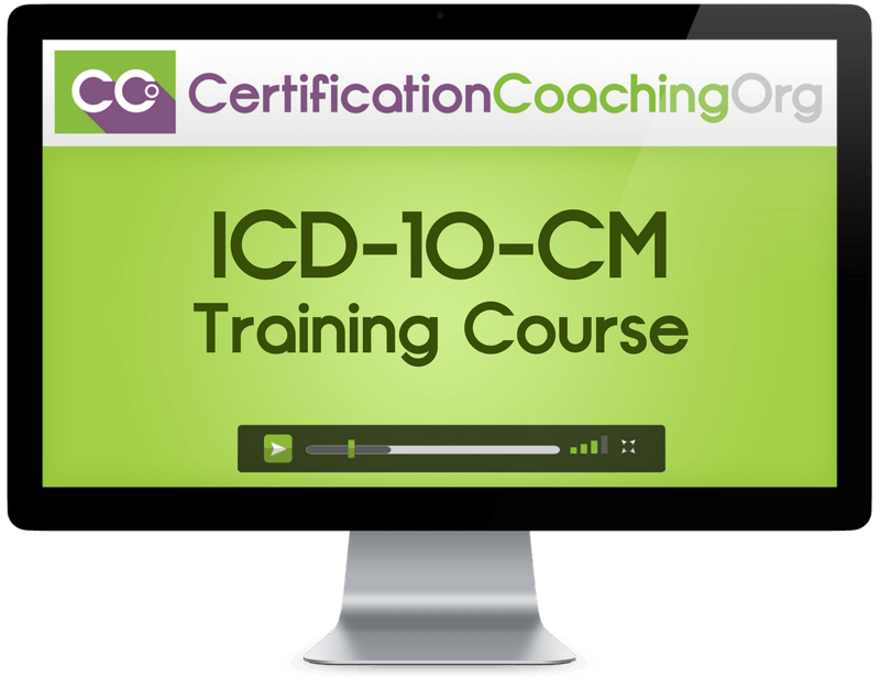 ICD-10-CM Diagnostic Coding Course