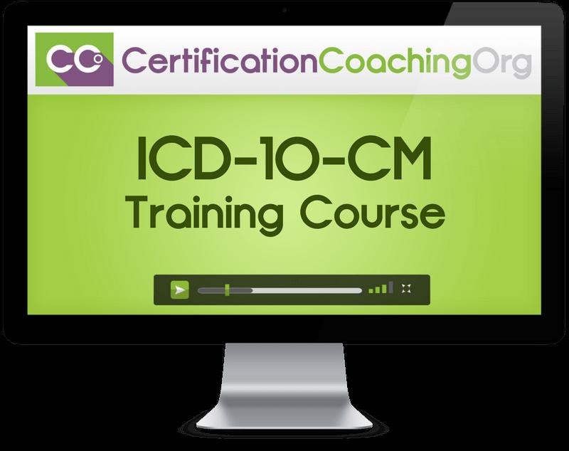 ICD-10-CM Diagnostic Coding Course