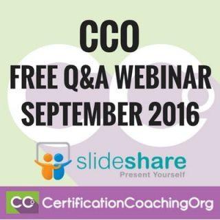 Slideshare: September 2016 Q&A Medical Coding Webinar