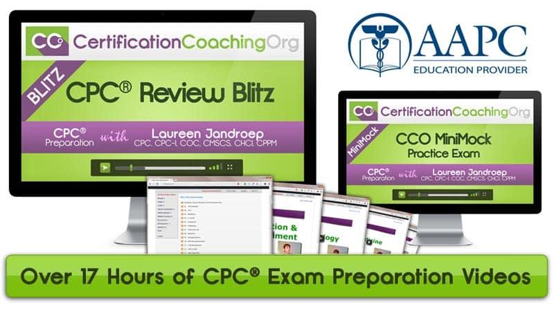 cpc coding exam review book