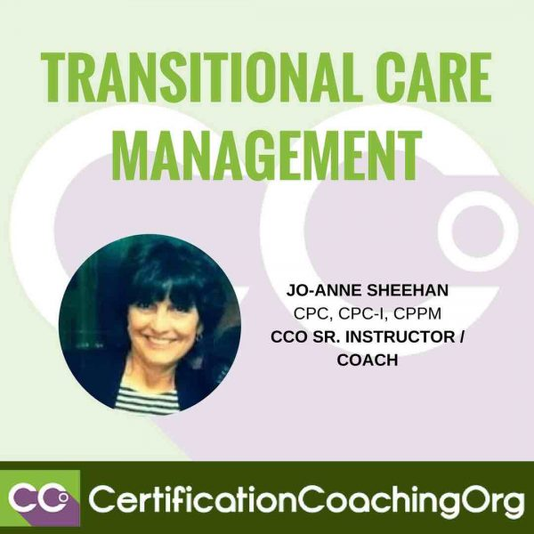 Transitional Care Management TCM — MDM Leveling