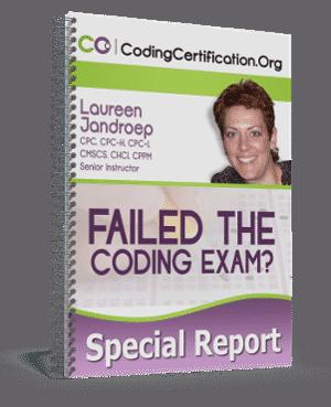 Failed the Coding Exam