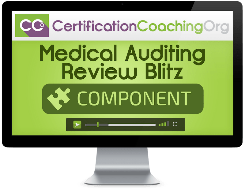 CPMA Review Blitz Exam Prep