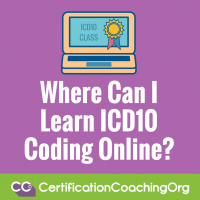 Where Can I Learn ICD10 Coding