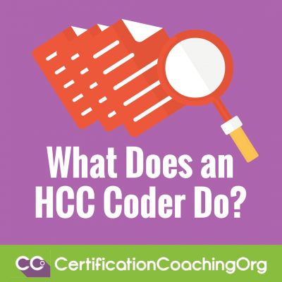 What does an HCC coder do