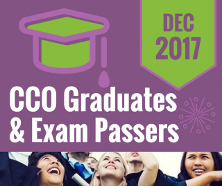 CCO Congrats Graduates Blog Post 2017 Dec