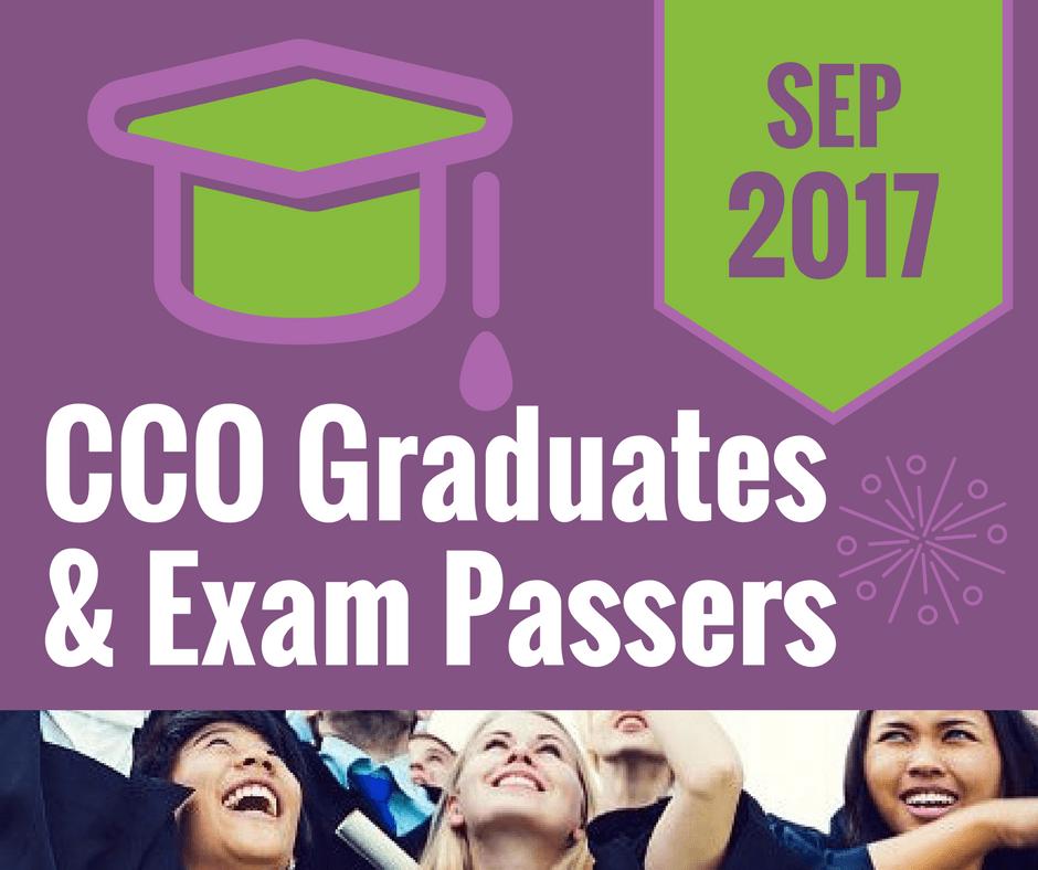 CCO Congrats Graduates Blog Post 2017 Sep
