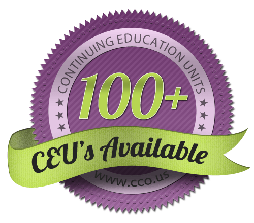 CEU Badge Available 100